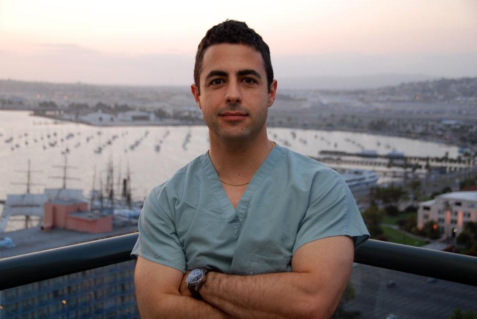 Rock Star Dermatologist, Dr. Jeffrey Benabio Teaches Men to Be Comfortable in Their Skin