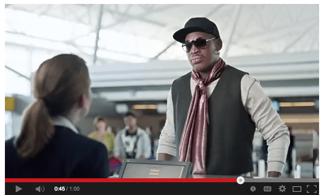Dennis Rodman Gets One Way Ticket To North Korea