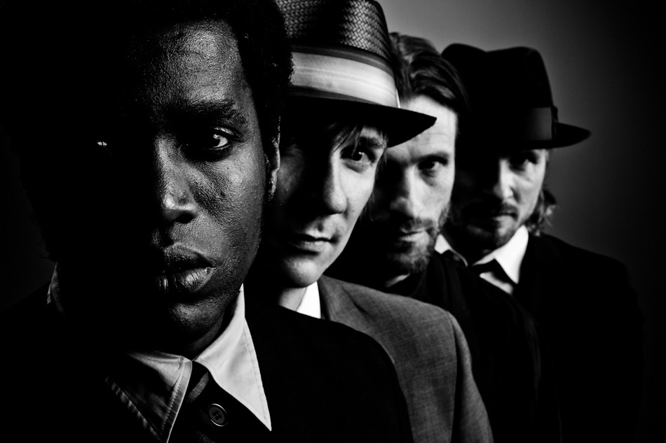 The Bomb Shelter Sessions (Encore Edition) by Vintage Trouble