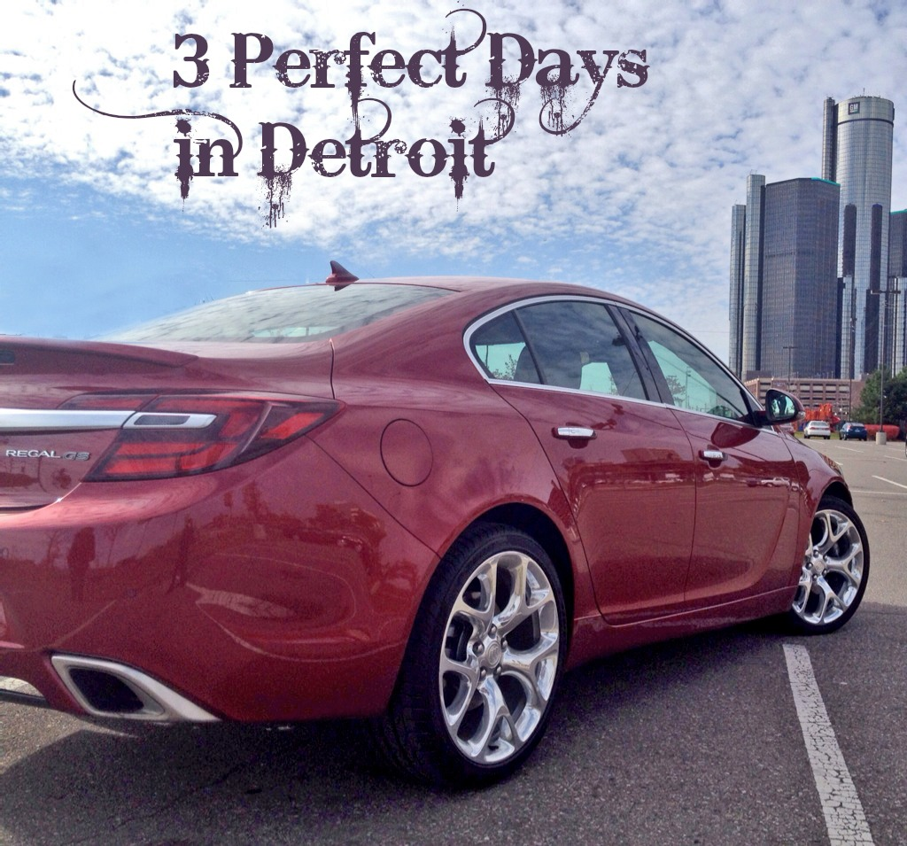 3 Perfect Days in Detroit