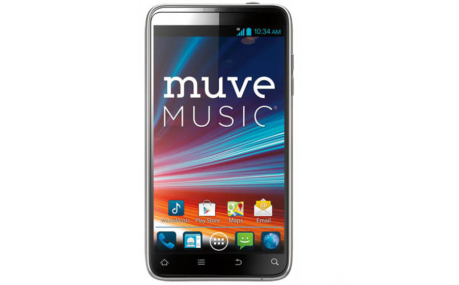 cricket wireless muve music