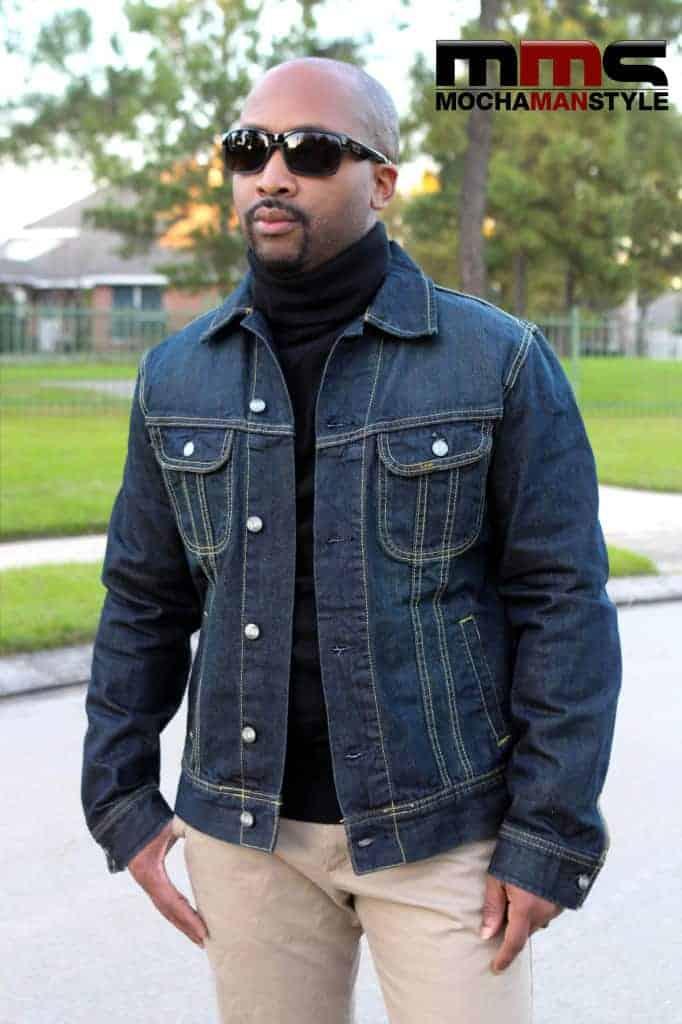 ways to wear a denim jacket