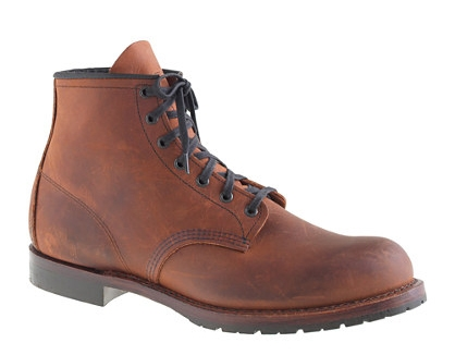 red wing boots j crew