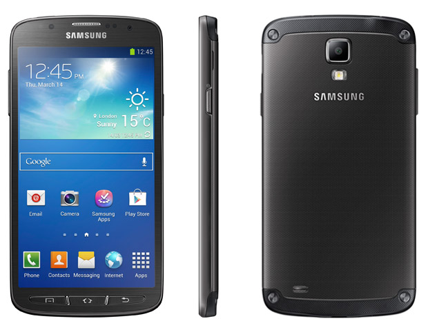 The Samsung Galaxy S4 Active is a Rugged Smart Phone