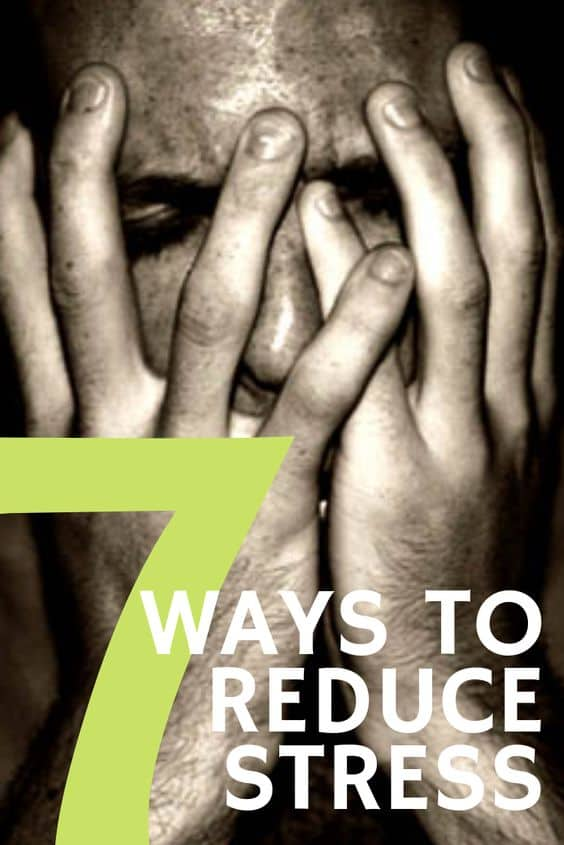 how to eliminate stress