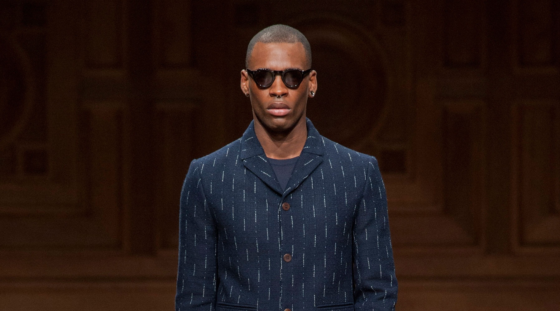 Runway Looks from the Bill Tornade Men's Fashion Show in Paris