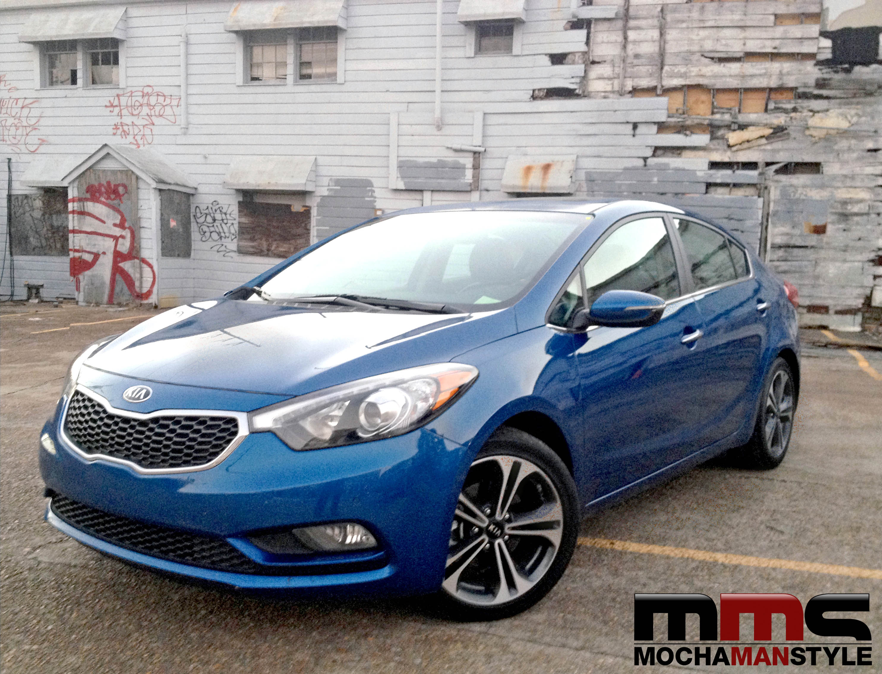 Exploring the Big Easy in the 2014 Kia Forte EX