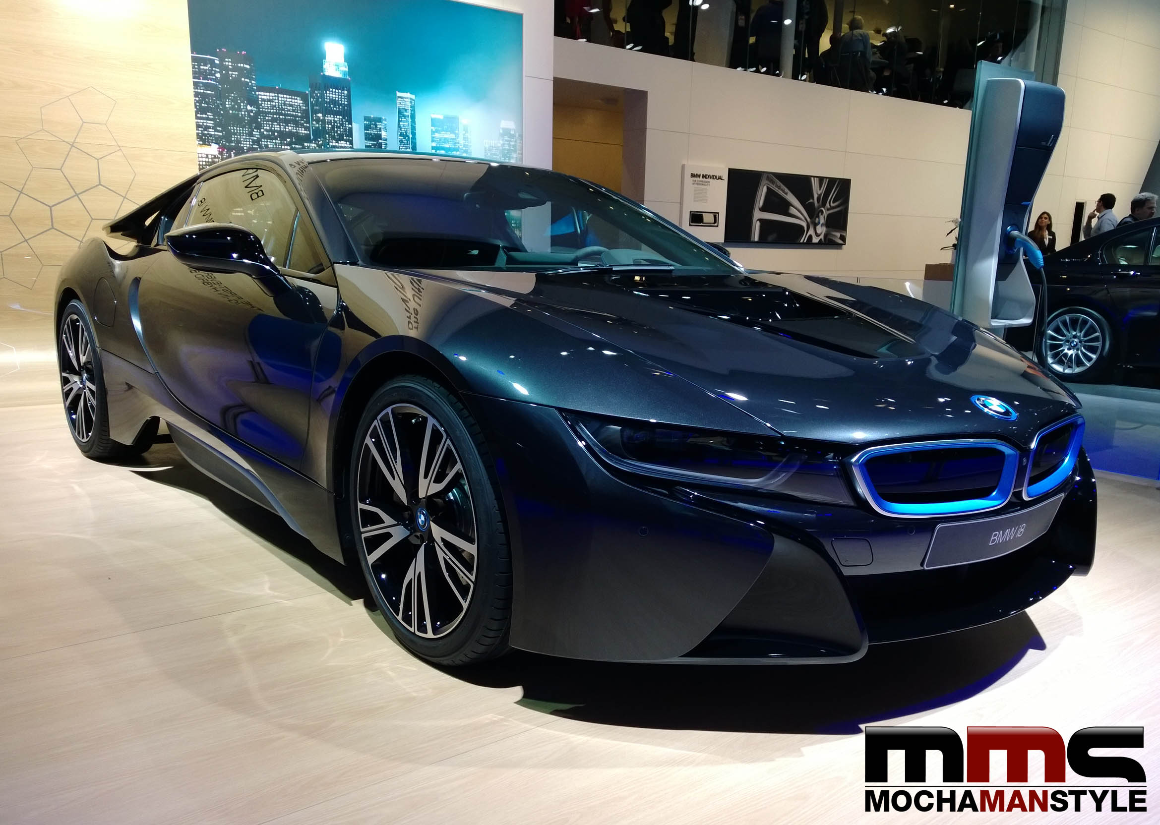TOP CARS FROM THE NORTH AMERICAN INTERNATIONAL AUTO SHOW (NAIAS) IN DETROIT – BMW
