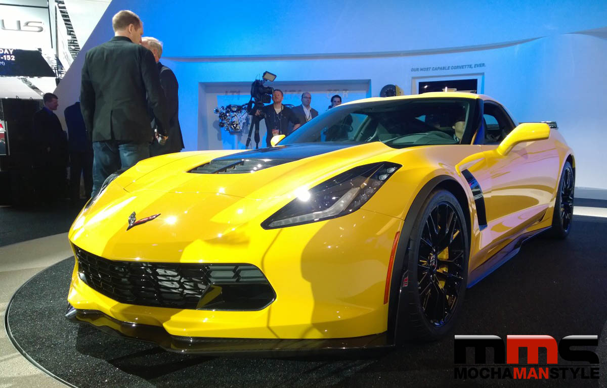 Top Cars From the North American International Auto Show (NAIAS) in Detroit – CHEVY