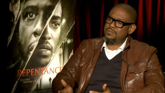 Forest Whitaker Discusses His New Film Repentance