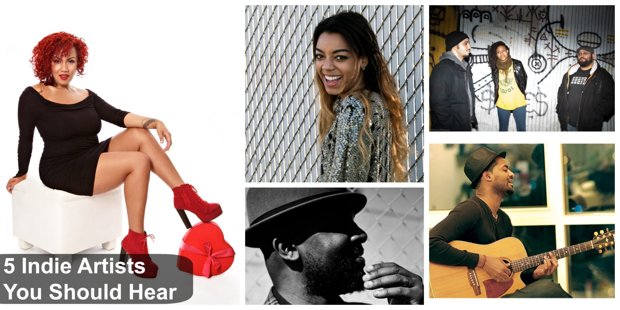 5 Indie Artists You Should Hear – March 2014