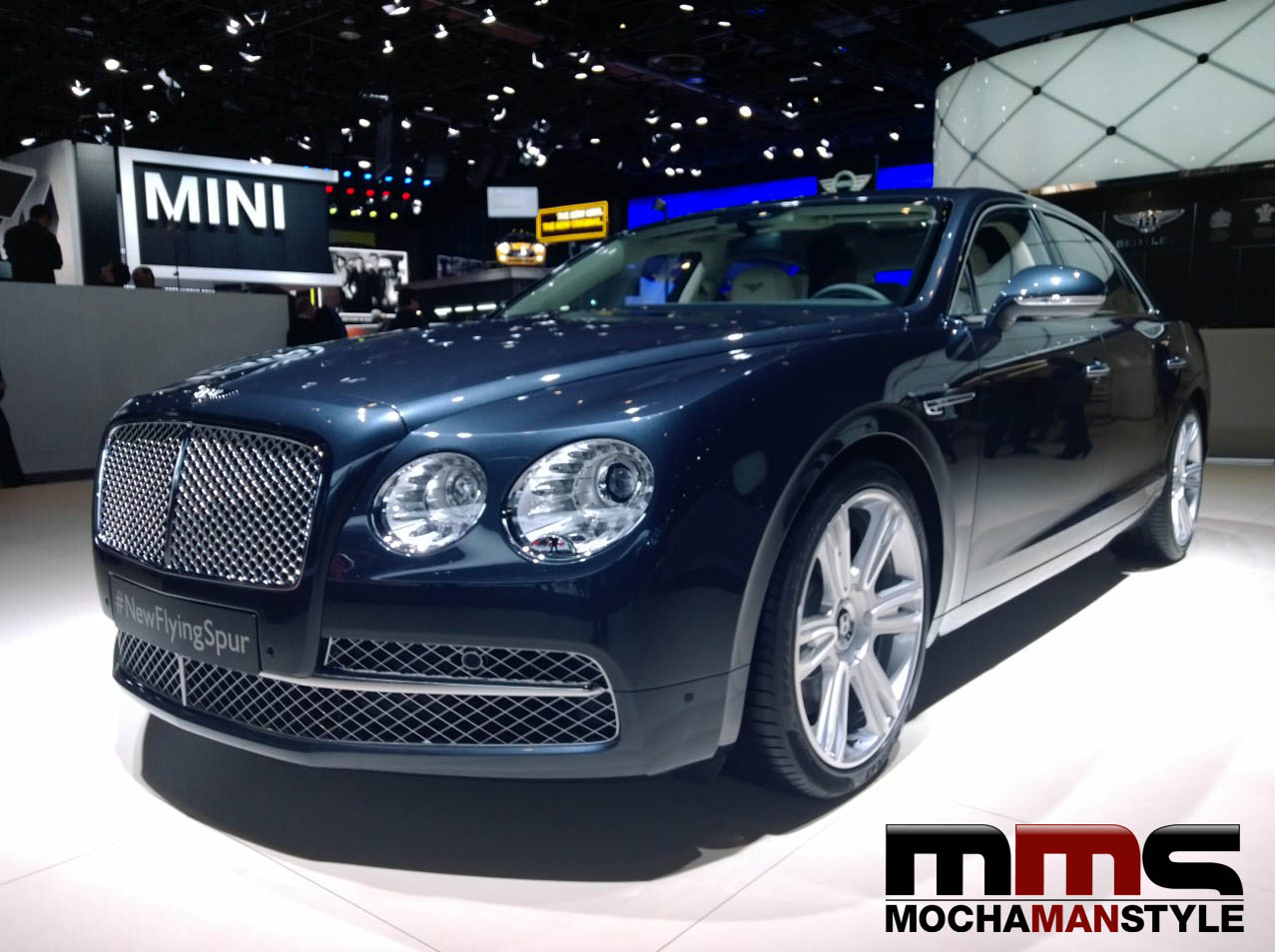 TOP VEHICLES AT THE NORTH AMERICAN INTERNATIONAL AUTO SHOW (NAIAS) – BENTLEY