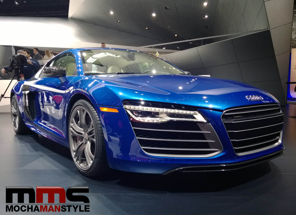 TOP VEHICLES AT THE NORTH AMERICAN INTERNATIONAL AUTO SHOW (NAIAS) – AUDI