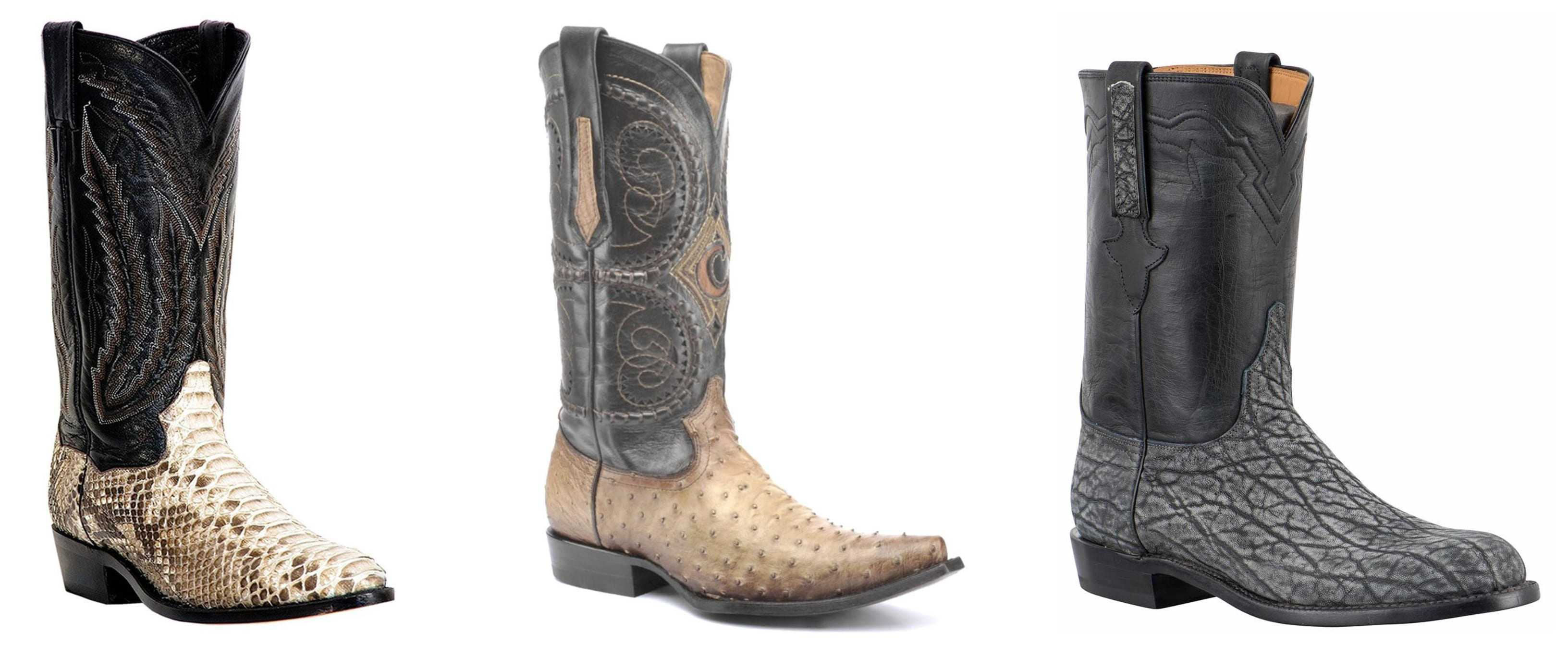 how to buy cowboy boots