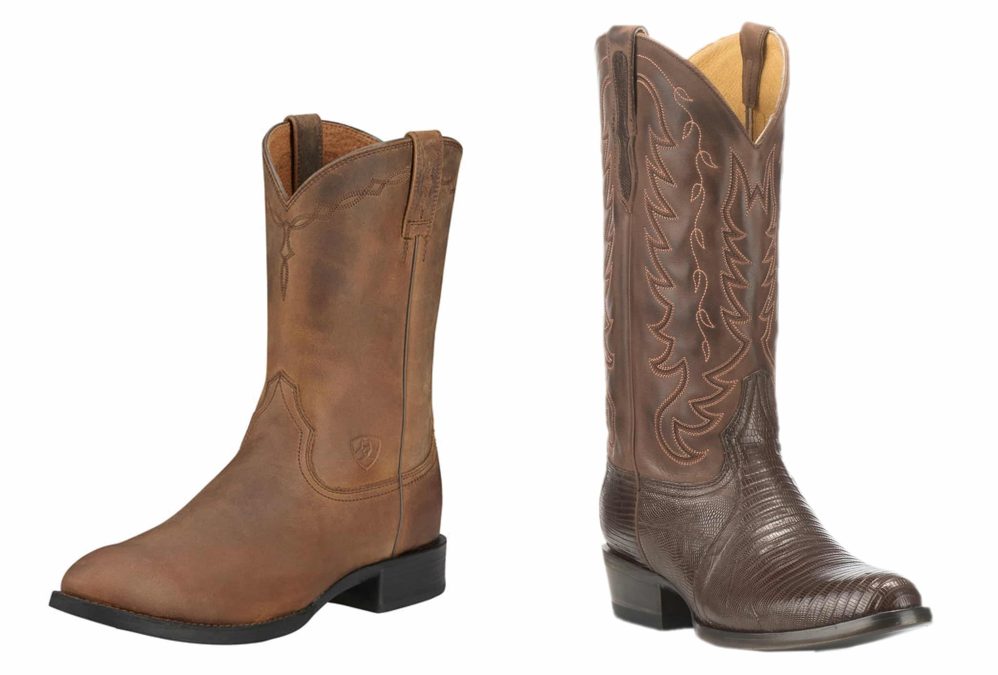 fd302019ca0 How to Buy Cowboy Boots - Mocha Man Style