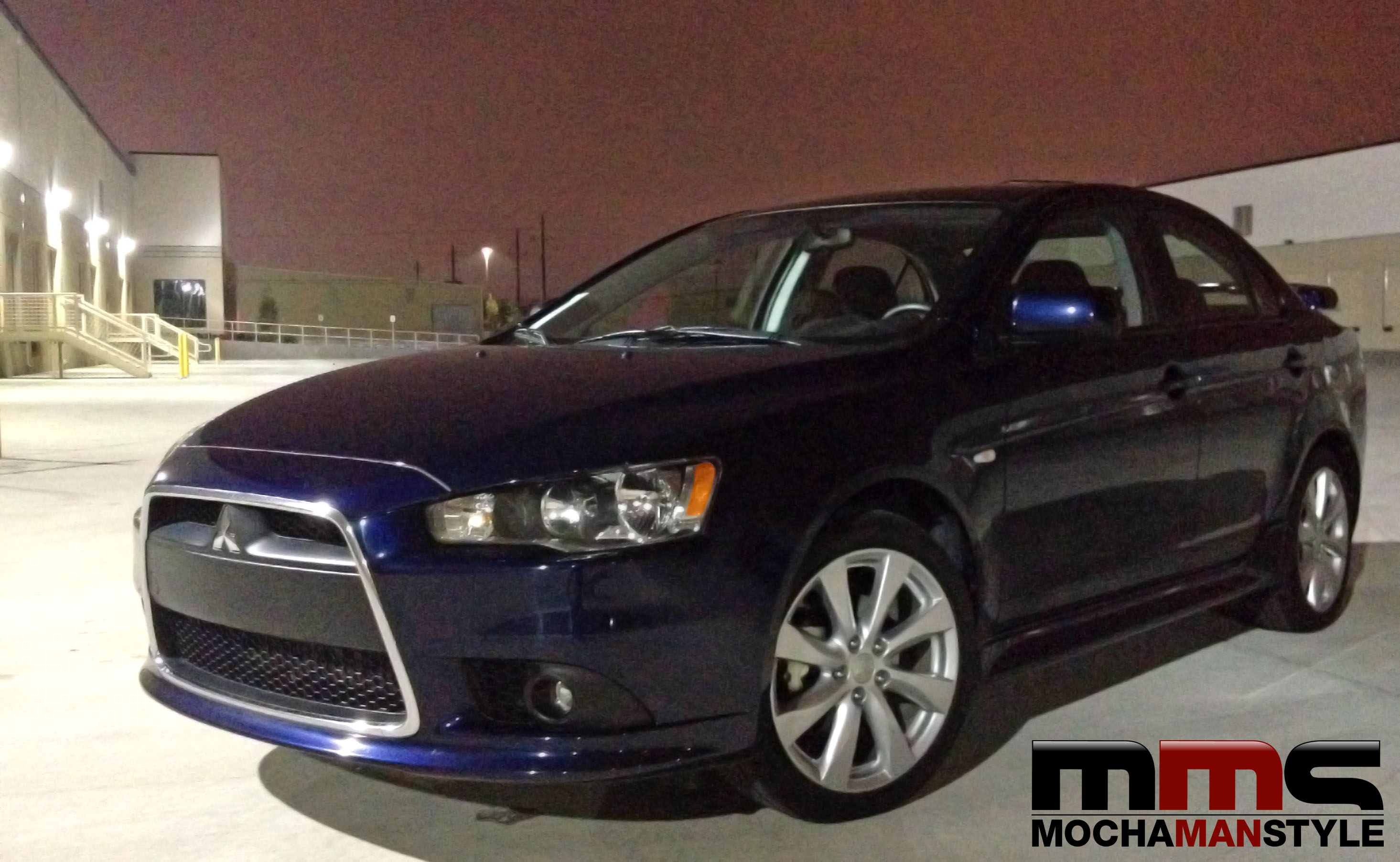 The 2014 Mitsubishi Lancer GT Will Satisfy Your Need for Speed