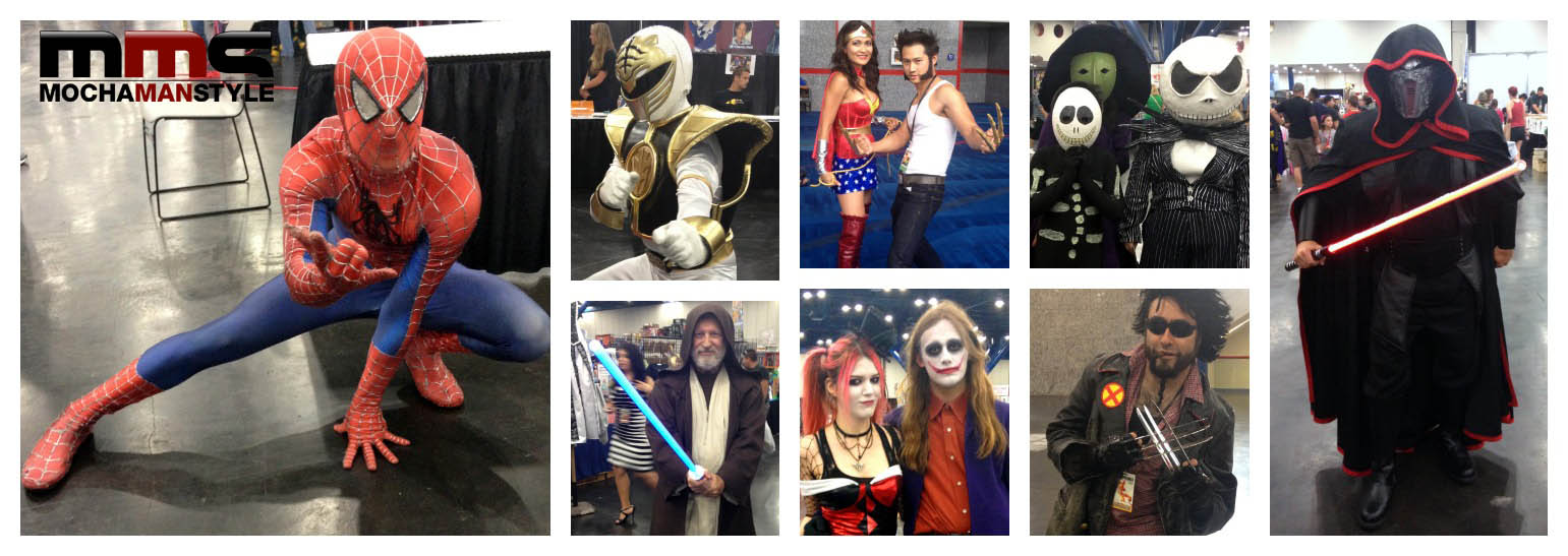 2014 Comicpalooza Comic-Con Details and Sweepstakes