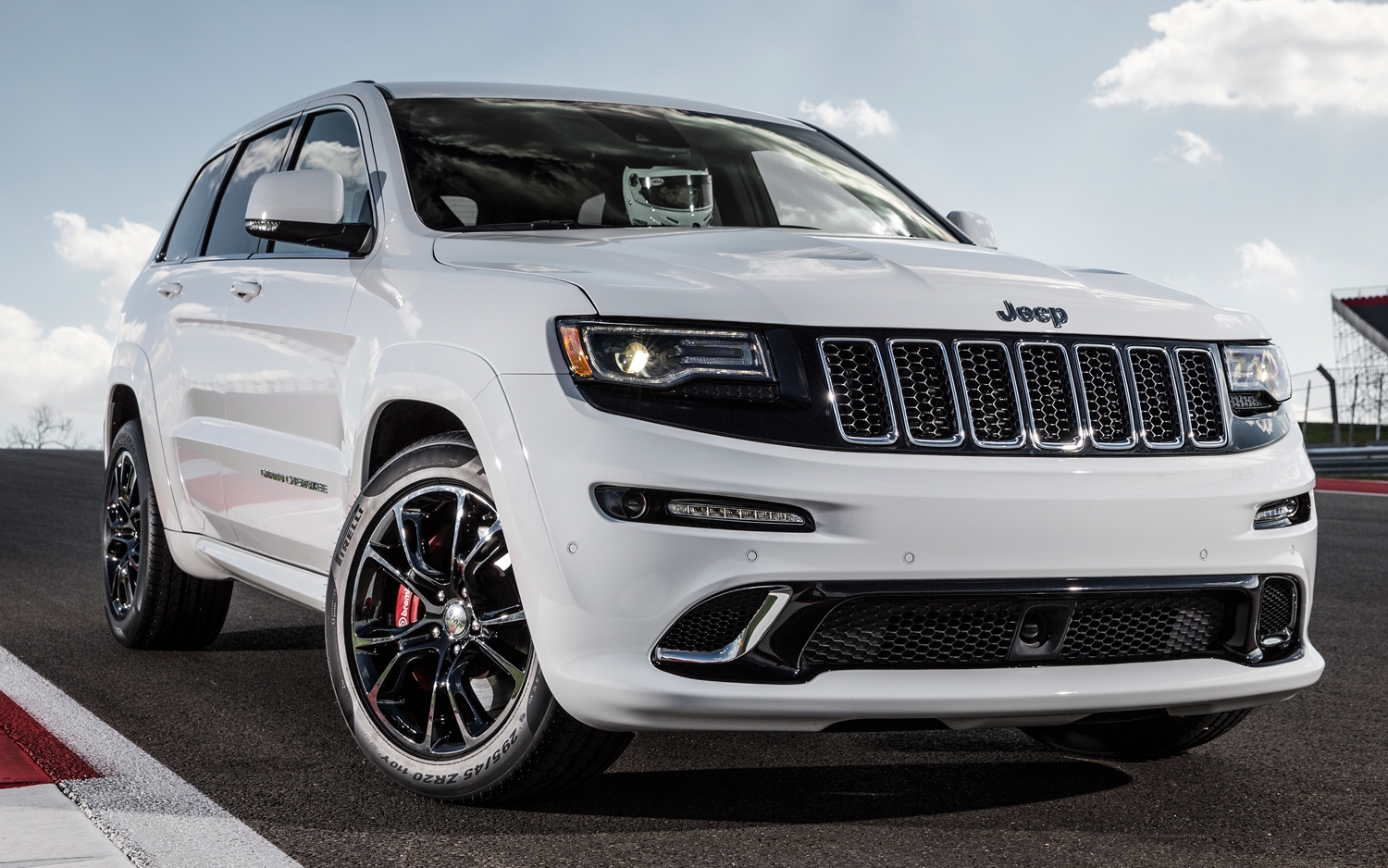 cherokee srt black s gloss inch fitted in with grand matte jeep gray