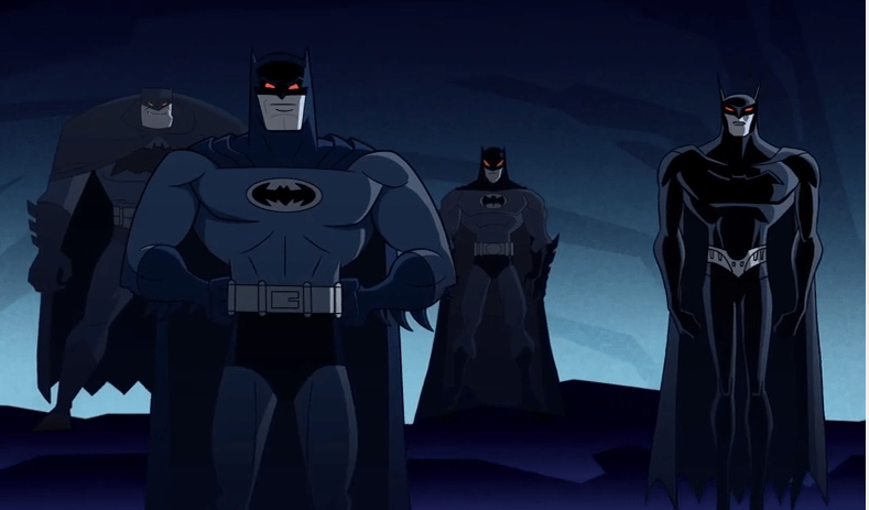Batman 75th Anniversary Short Featuring Batman Beyond
