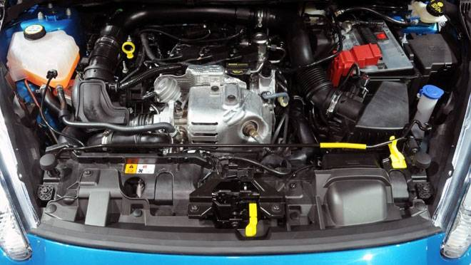 ford fiesta eco boost-1.0-litre engine