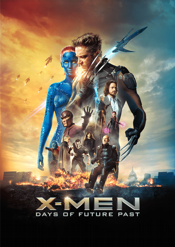X-Men: Days of Future Past – X-Men Team Members and Abilities