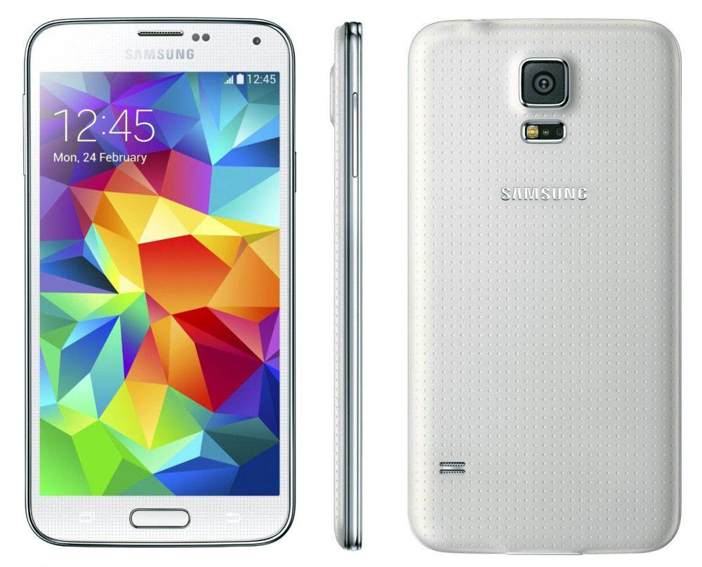 Review: Samsung Galaxy S5 Moves Forward by Simplifying