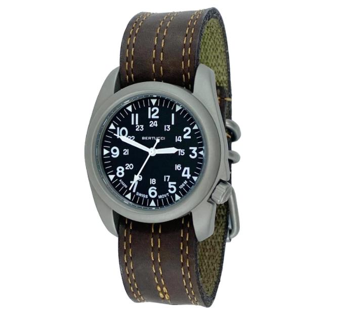 bertucci ultimate field watch