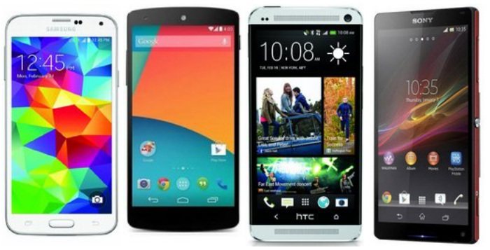 Best Android Smartphones on the Market