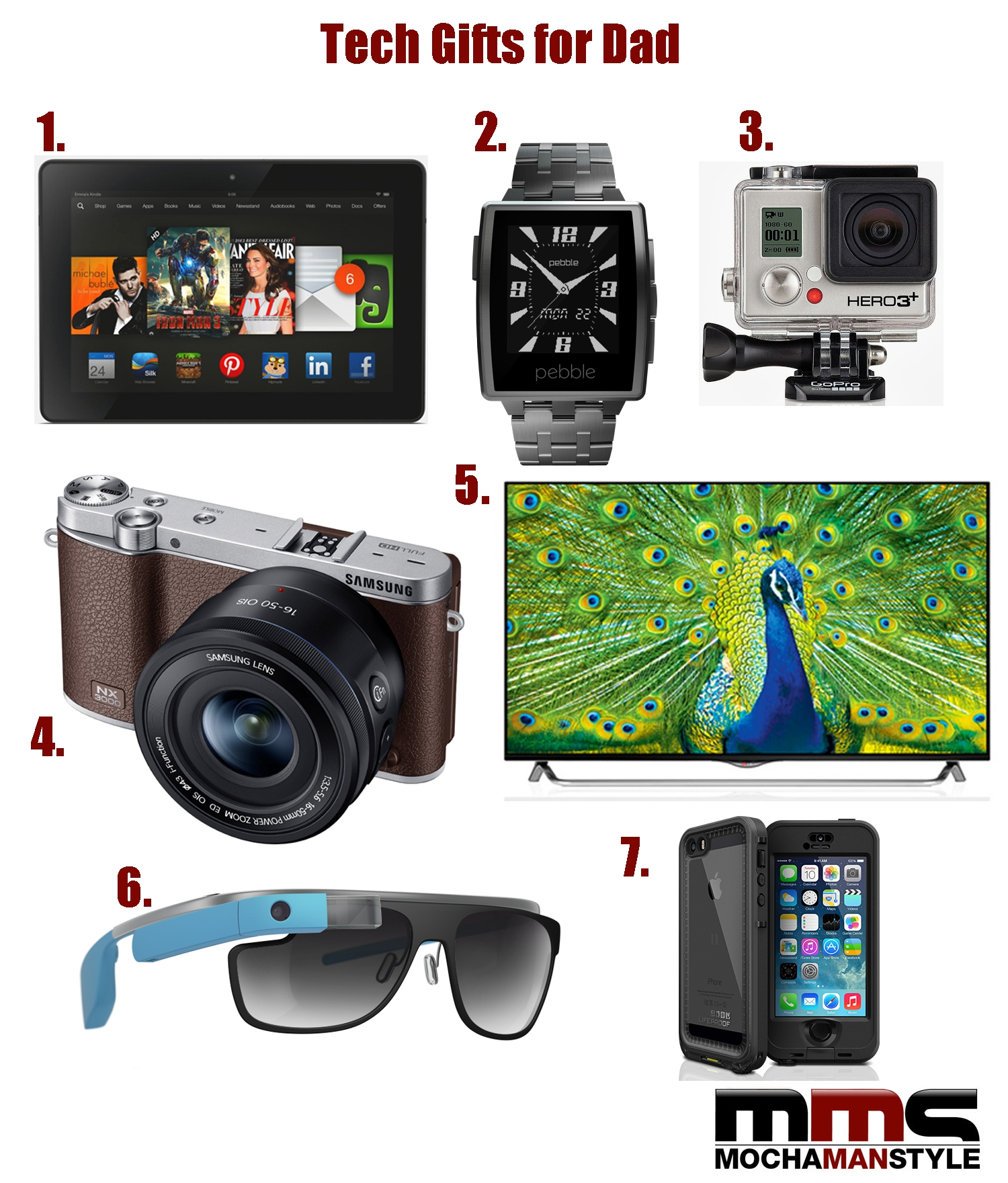 Father S Day Tech Gifts For Dad