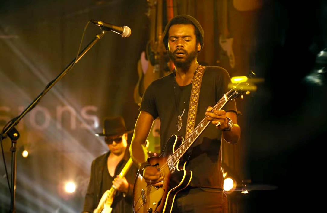 "Gary Clark Jr. Performs ""Numb"""