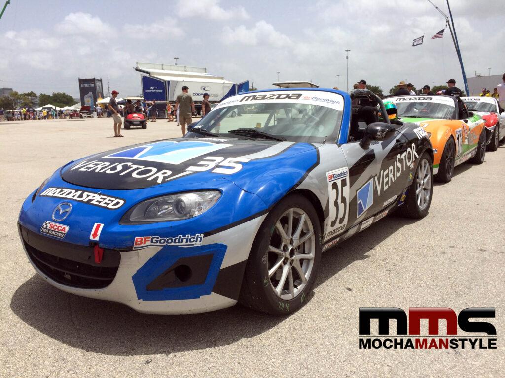 Mazda MX-5 Race