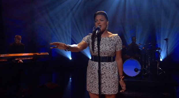 "Marsha Ambrosius Performs ""Run"""