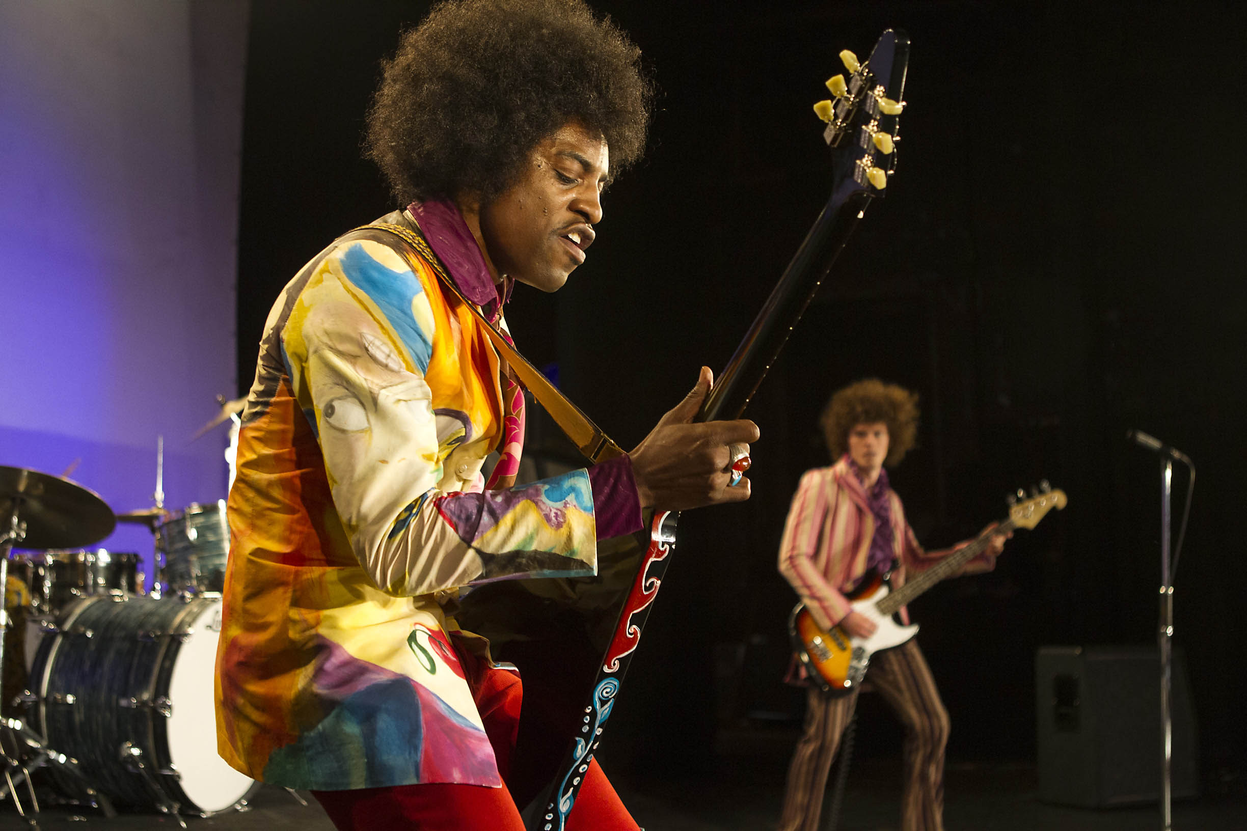 OutKast's Andre Benjamin Stars in JIMI: All Is By My Side [Trailer]