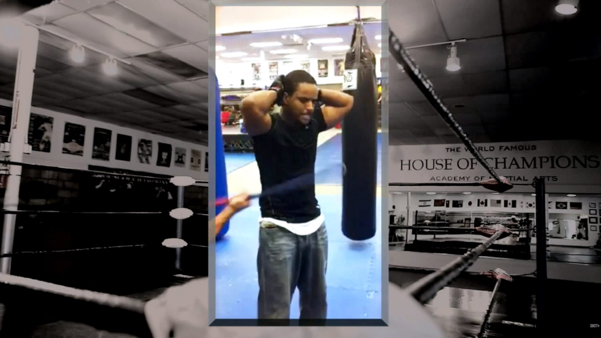 """Larenz Tate Discovers What it Takes to Be a Warrior in """"Ammo: 52 Blocks"""""""