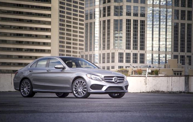 Mercedes-Benz 2015 C-Class Sedan Brings Affordable Luxury to the Masses