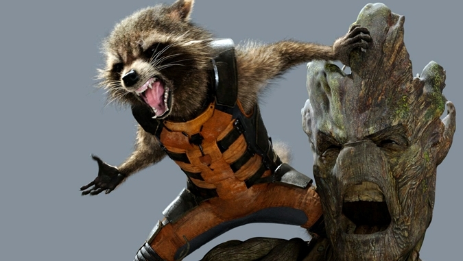 Guardians of the Galaxy – Extended Clip with Rocket Raccoon