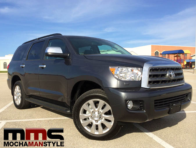 The 2014 Toyota Sequoia Limited is Tough Enough for the Suburbs and Beyond