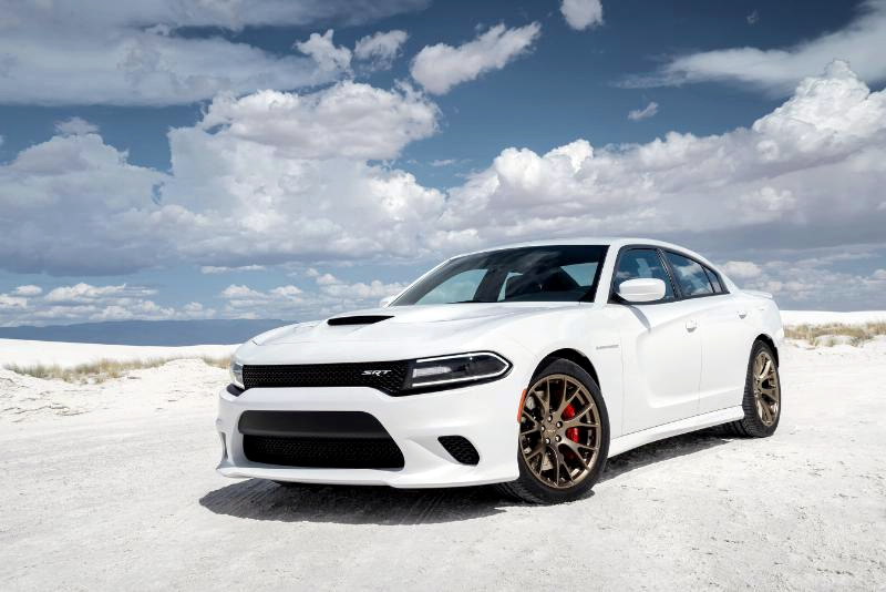 2015 Dodge Charger SRT Hellcat is the Fastest, Most Powerful Sedan in The World