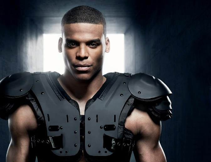 Cam Newton Wants You to Show Your Power