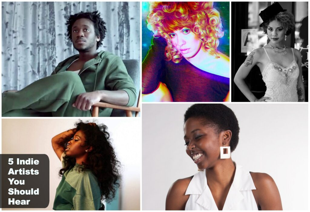5 Indie Artists You Should Hear - Sept 2014