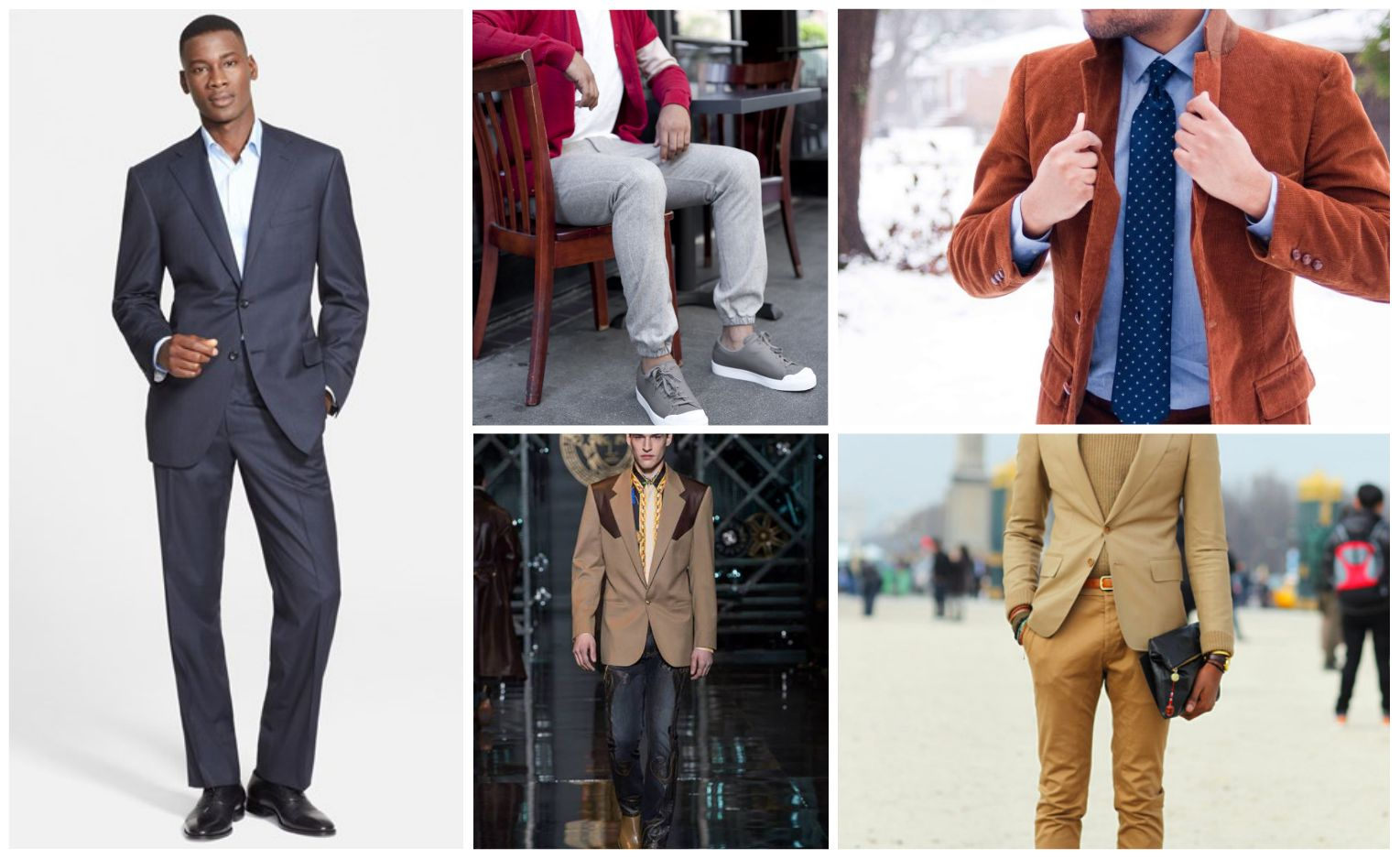 5 Men's Fashion Trends for Fall 2014