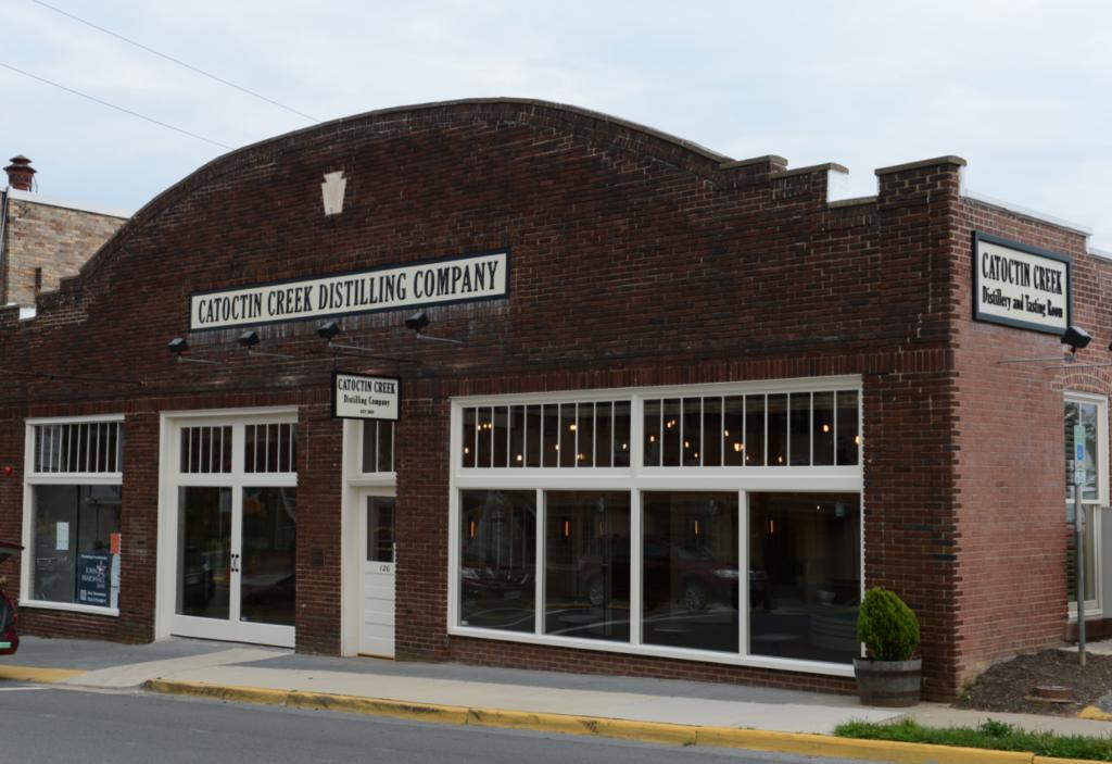 Catoctin Creek Distilling Company loudoun county virginia