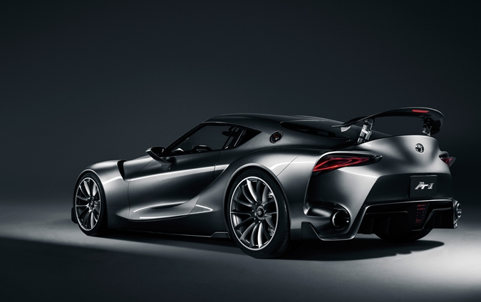Toyota FT-1 Concept Car May be One Step Closer to Production