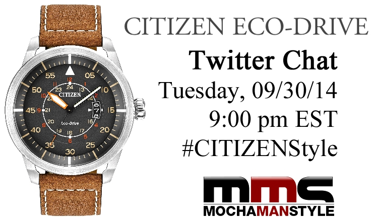 Citizen Watch #CITIZENSTYLE Twitter Chat