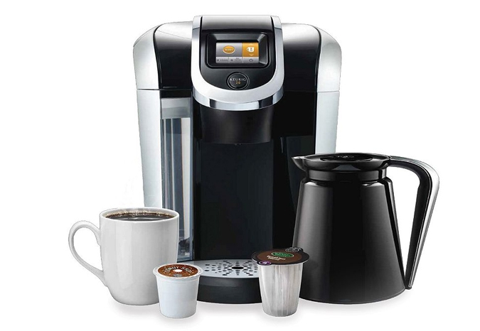 Keurig 2.0 is the Latest Evolution of Coffee Technology