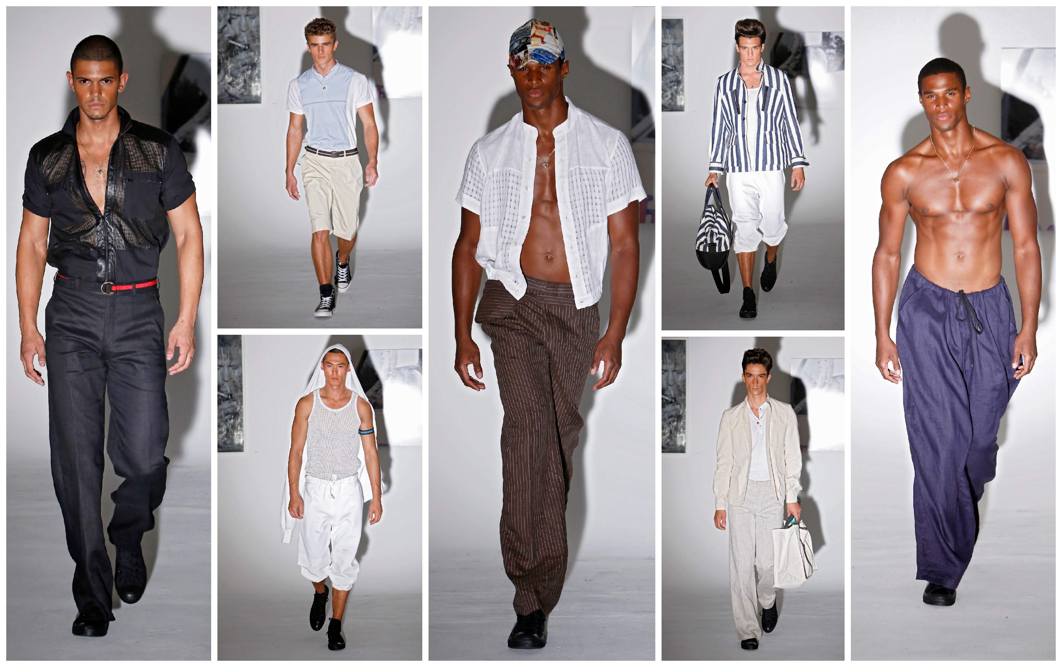 Martin Keehn Conveys Classic American Style at New York Fashion Week Menswear Presentation