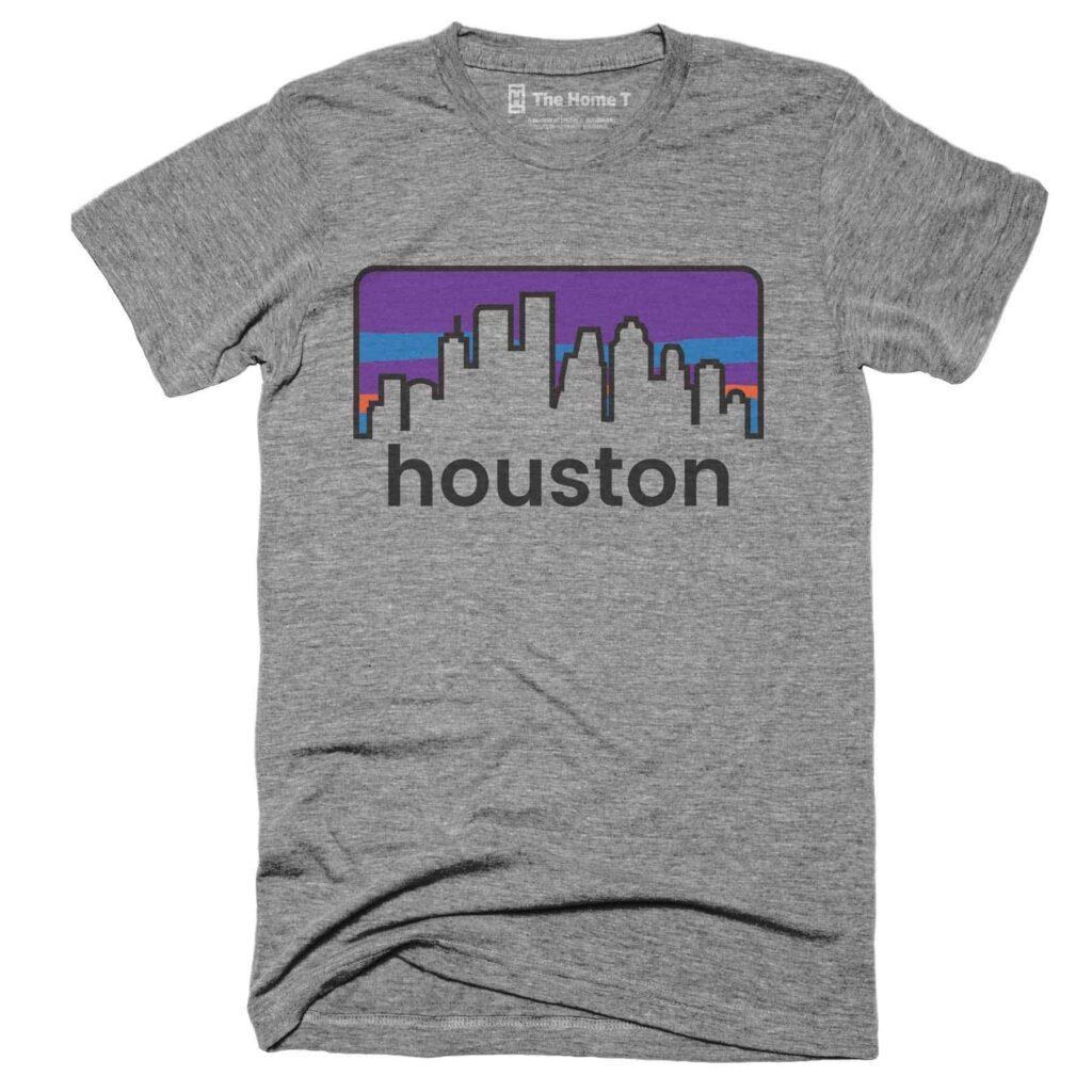 Houston t-shirt home t