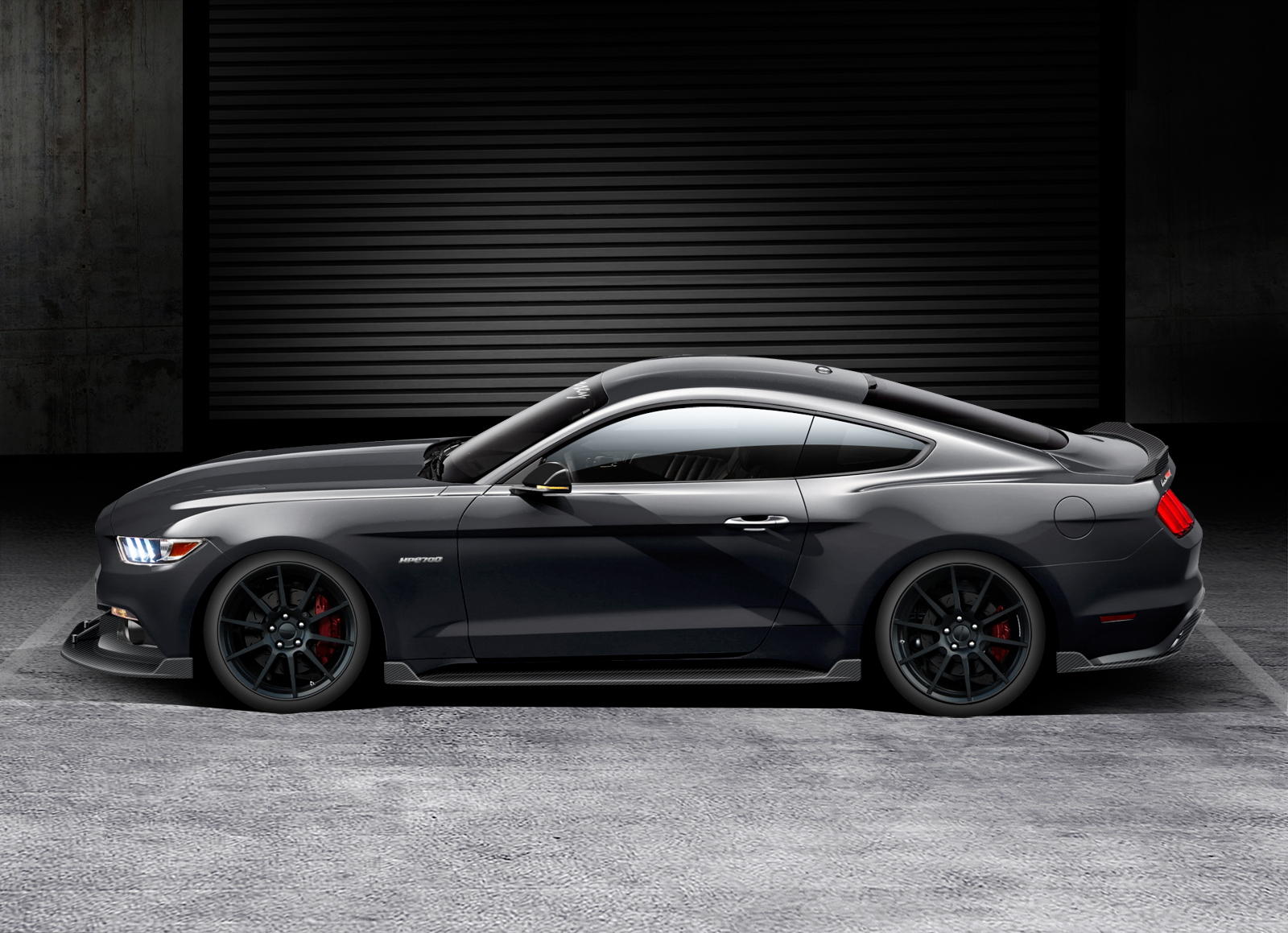 Hennessey Transforms the 2015 Mustang GT into a 717 HP Beast