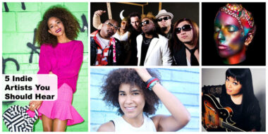5 Indie Artists You Should Hear - October 2014