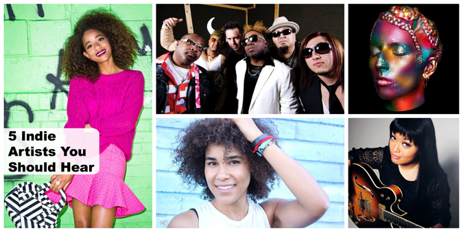 5 Indie Artists You Should Hear – October 2014